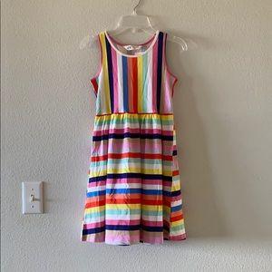 H&M Multi-color stripe Dress